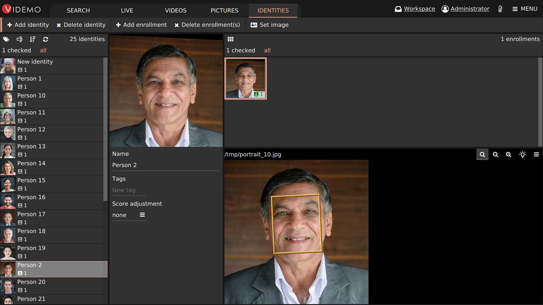 Videmo - New standard in video analysis